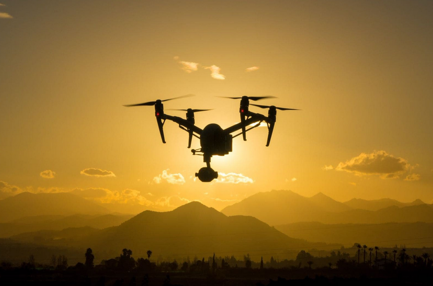 La réglementation des drones